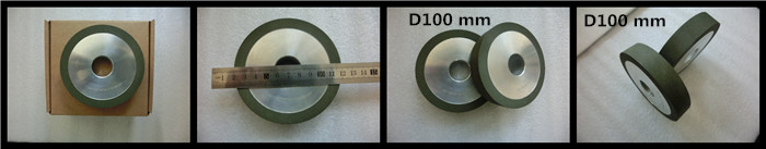 4 inch resin diamond grinding wheel