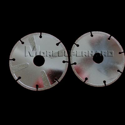 Electroplated Diamond Cutting Blades & Discs