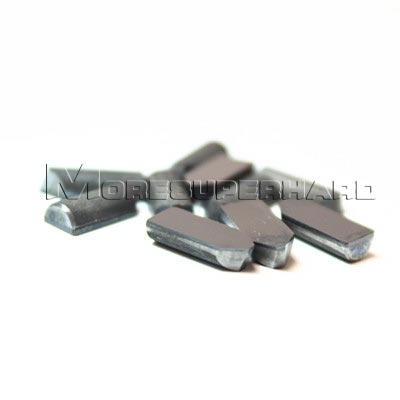 PCD boring & notching tools for carbide rollers