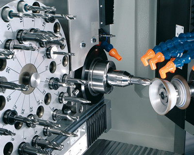 CNC Tools Grinding Industry