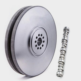 vitrified diamond grinding wheel for camshaft grinding