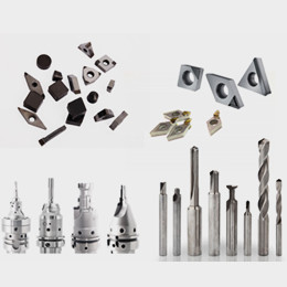 PCD PCBN MCD cutting tools for auto part machining