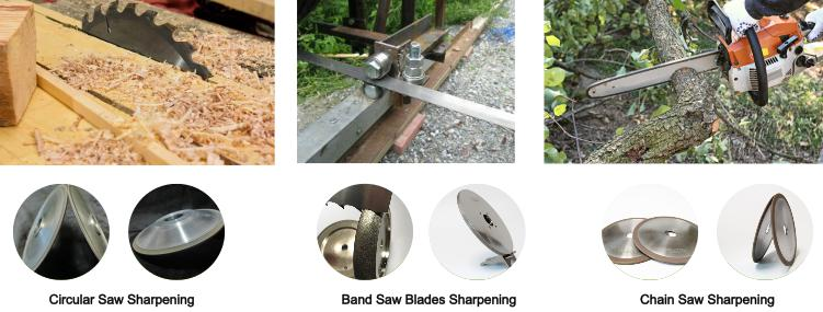 woodworking tools grinding