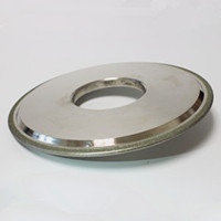 diamond grinding wheel for carbide rolls grinding