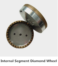 internal segment diamond wheel