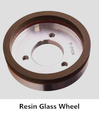 resin glass wheel