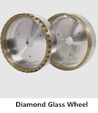 metal diamond cup wheel for glass