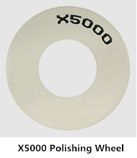 X5000 polishing wheel