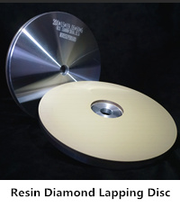 resin diamond lapping disc