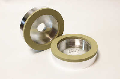 vitrified diamond grinding wheel for pcd tool grinding