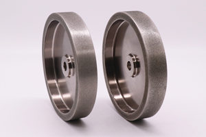 cbn grinding wheel with aluminum body